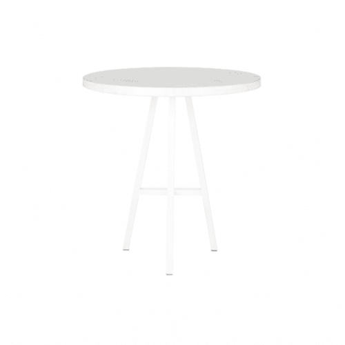 Space To Create Terrain Cafe Table - White