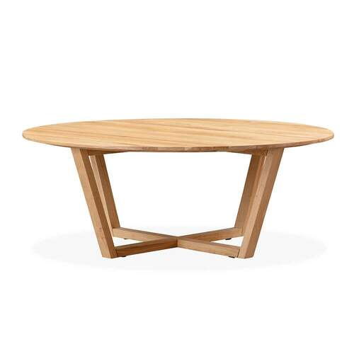 Form Coffee Table - Oak