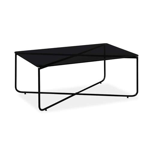 Honour Rectangle Coffee Table - Storm Glass