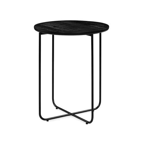 Honour Side Table - Black