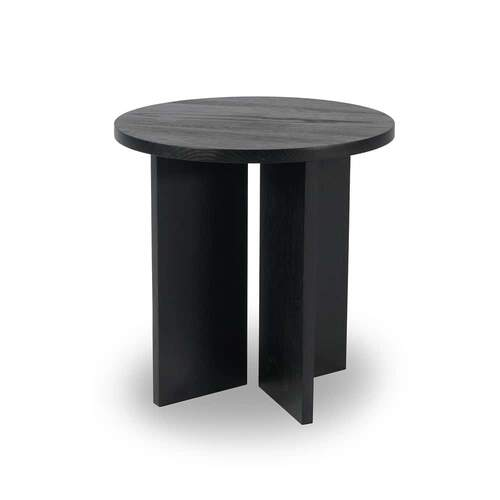 Edge Side Table - Black
