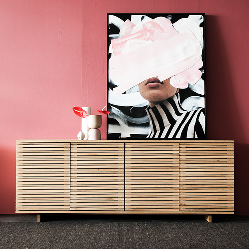 Linear Sideboard - Oak