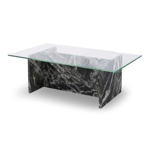 Balance Coffee Table - Lightning Granite
