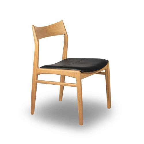 Eclipse Dining Chair - Oak