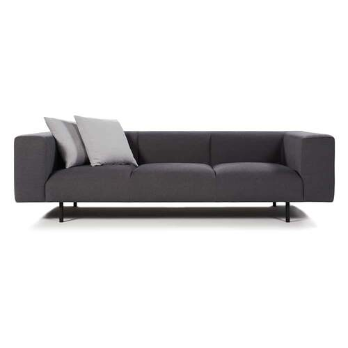 Slate 3 Seater Sofa - Studio Colour 19
