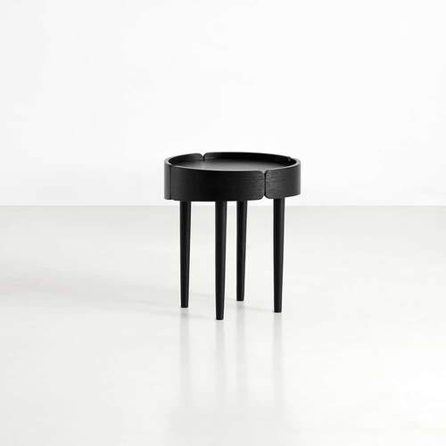 Skirt Coffee Table Small - Black