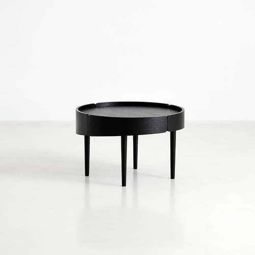 Skirt Coffee Table Medium - Black