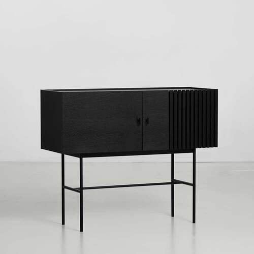 Array sideboard - Black 120cm