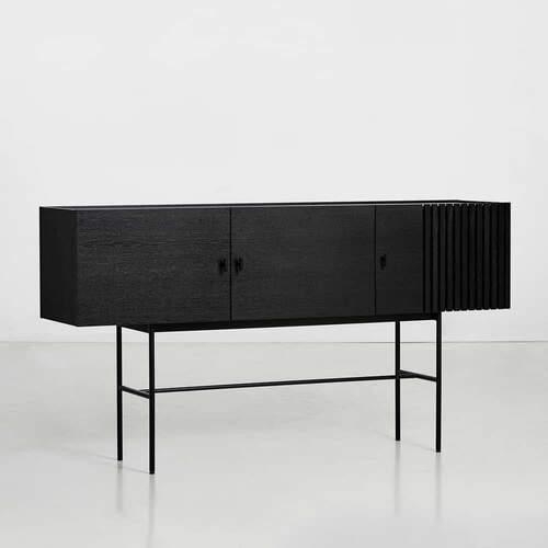 Array sideboard, Black 180cm
