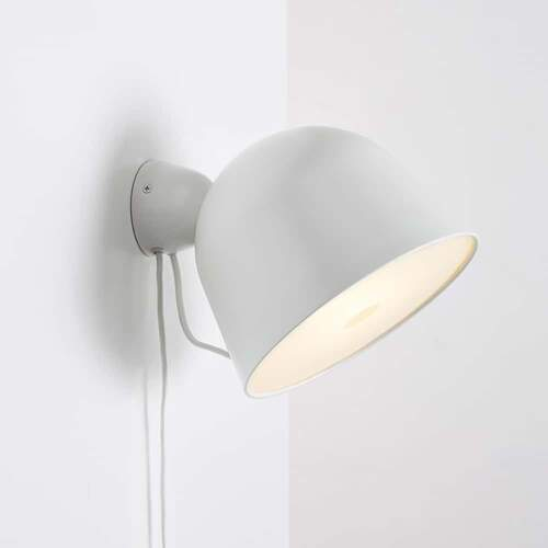 Kuppi Wall Light - White