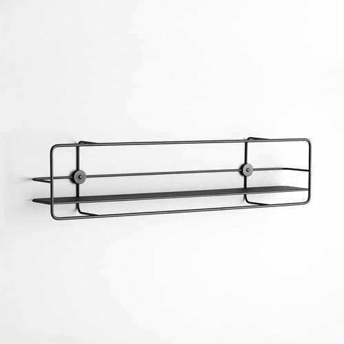 Coupé Horizontal Shelf - Black