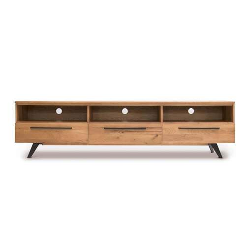 Ambrose Solid Wood Entertainment Unit